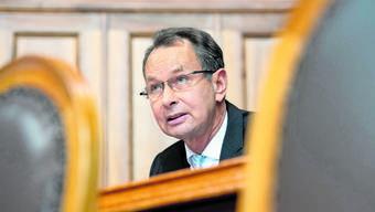 Ehemaliger FDP-Präsident und heutiger Aargauer Ständerat Philipp Müller.