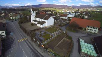 Die Gemeinde Obergösgen hat im vergangenen Jahr gut gearbeitet. Als nächste grosse Herausforderung wartet die Ortsplanungsrevision (im Bild: Das Ortszentrum in Obergösgen).
