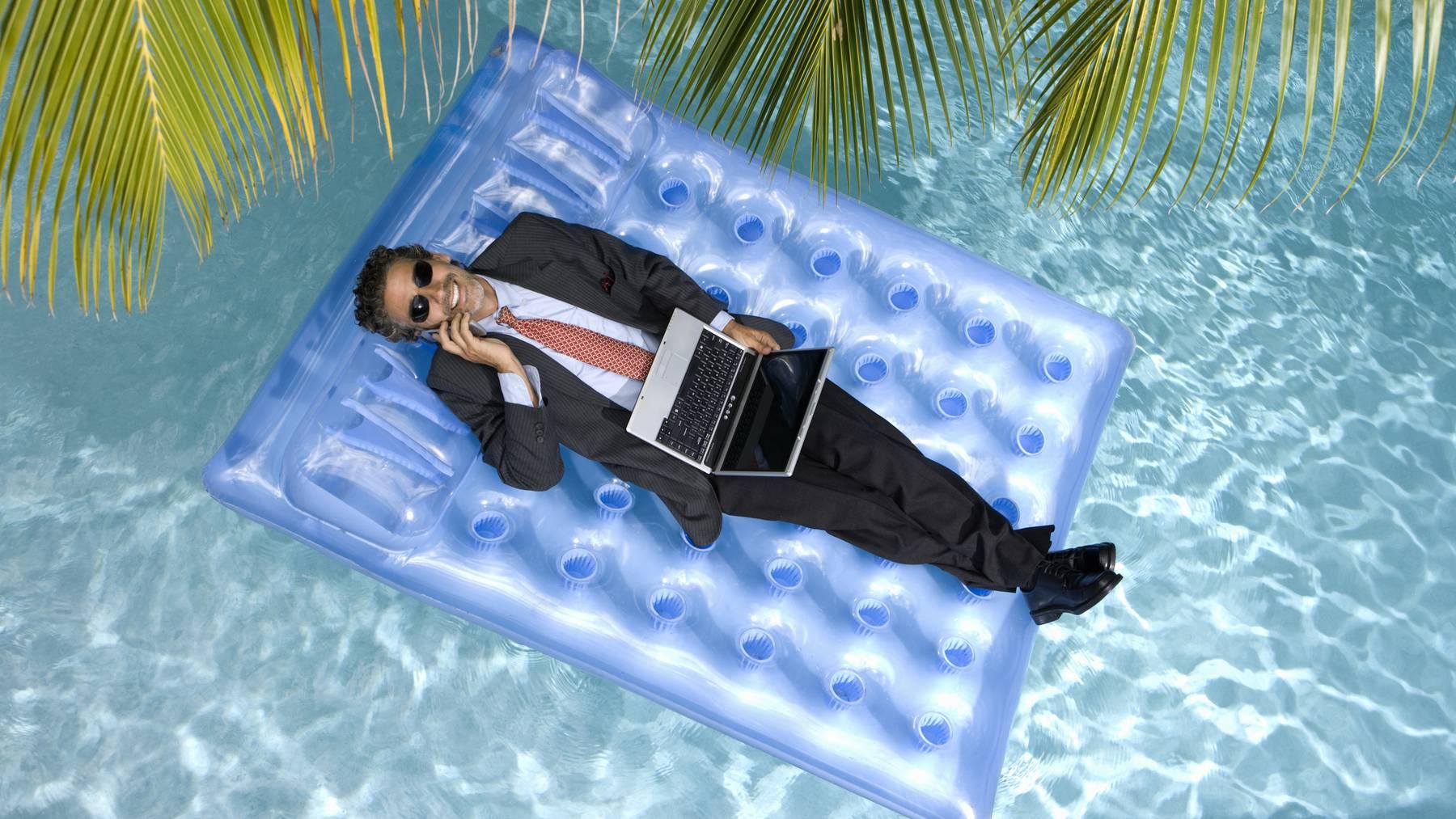 Arbeit und Ferien