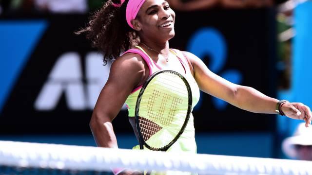 Serena Williams in Melbourne erstmals seit 2010 wieder im Final