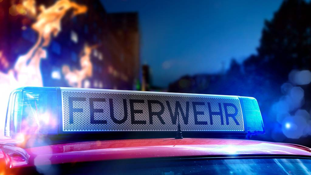Feuerwehrmann erlitt Stromschlag