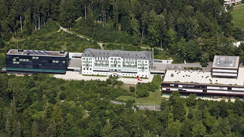 Die einst für die Wehrdienstertüchtigung junger Männer gegründete Eidgenössische Sportschule in Magglingen ist heute auf dem ganzen Gebiet der Schweizer Sportförderung tätig (Archivbild).