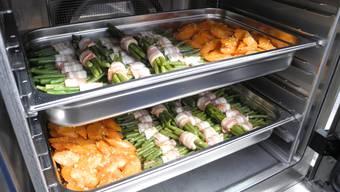 Der Mittagstisch ist eines der Angebote der schulergänzenden Tagestrukturen in Rüttenen.
