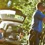 Die Kantonsspolizei führte mit einem Lasermessgerät Geschwindigkeitskontrollen durch. (Symbolbild)