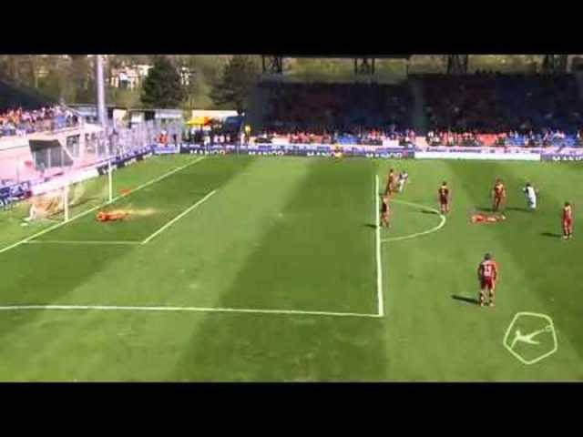Endlich! Sengers Traum-Goal gegen Vaduz.