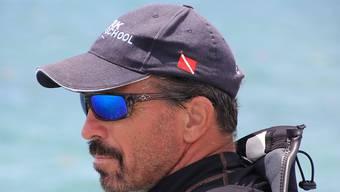 Der Schweizer Hai-Verhaltensforscher Erich Ritter ist in Florida an einem Herzleiden verstorben. (Archivbild)