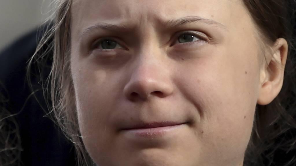 Greta Thunberg: Muss mich zum Erschrecken nicht verkleiden