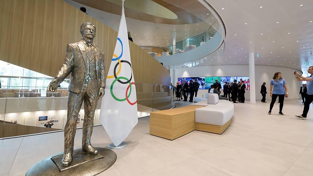 Manifest für Olympische Spiele der Neuzeit wird versteigert