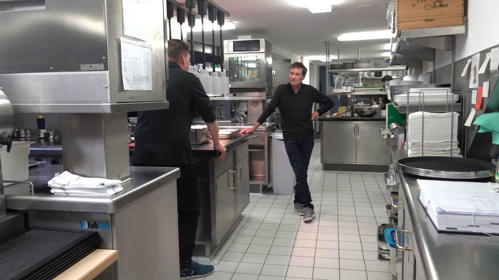 Bumann in der Taverne zum Schäfli in Wigoltingen
