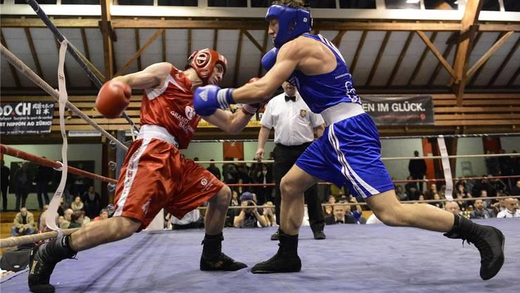 Boxevents in der Region haben Tradition: 2012 fanden die Schweizer Meisterschaften in Baden statt.