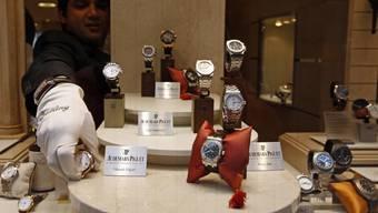 Luxusartikel wie Uhren sind laut Experten insbesondere in China vermehrt gefragt. Aber auch hierzulande dürfte der Luxusmarkt wachsen. (Themenbild)