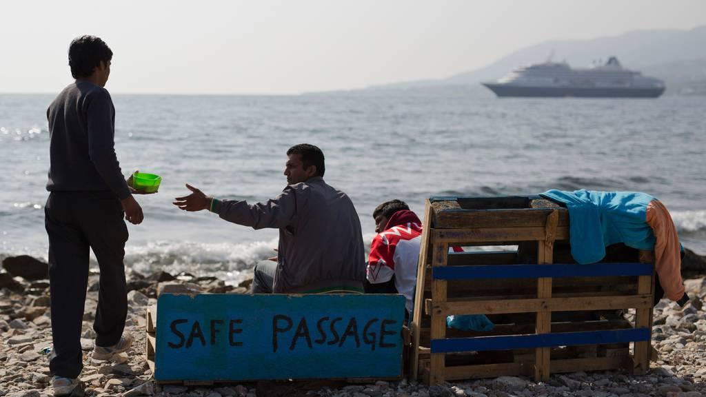 Schweiz bereitet Transfer von 22 minderjährigen Asylsuchenden vor