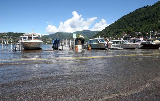 Die Regionalregierung des Veneto sicherte den wirtschaftlich von Tourismus anhängigen Gemeinden ihre Unterstützung zu.