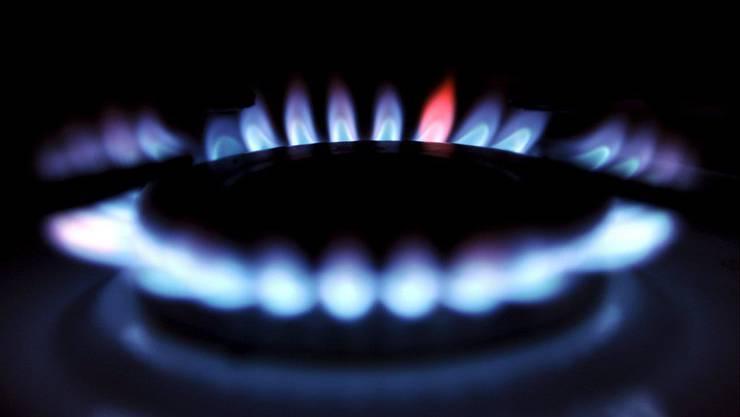 Gas wird in Winterthur zum Heizen und Kochen sowie in der Industrie als Prozessenergie eingesetzt. (Themenbild)
