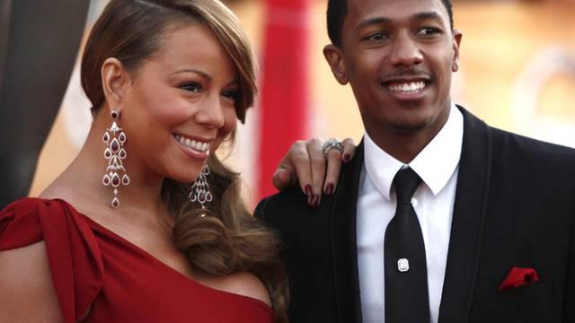 Haben viele Geschenke erhalten: Mariah Carey und Nick Cannon (Archiv)