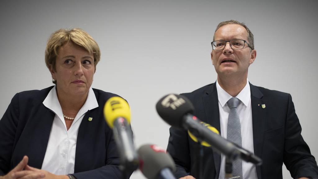 Cornelia Komposch Walter Schönholzer