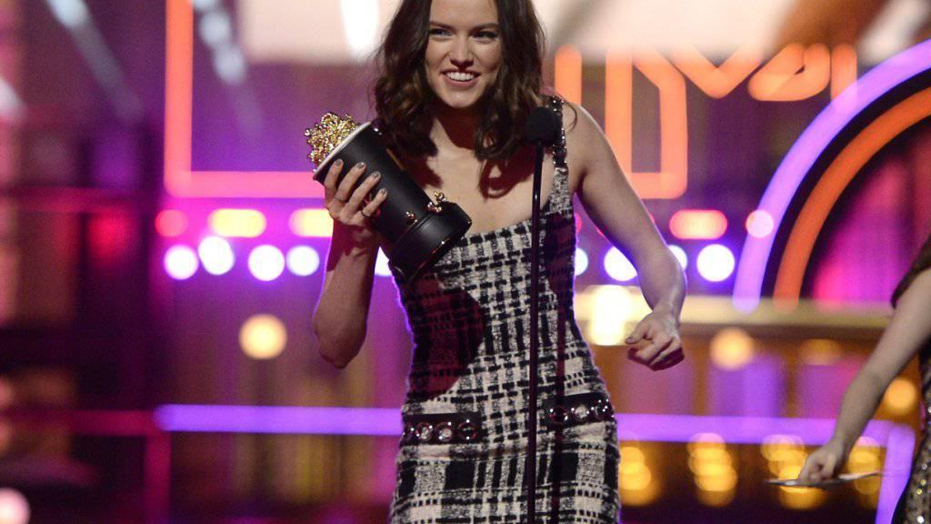 Schauspielerin Daisy Ridley schreibt über Hormon-Erkrankung