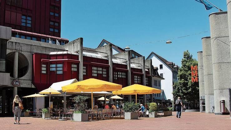 Das Irion's Bistro am Neumarktplatz ist seit 1985 ein beliebter Treffpunkt.