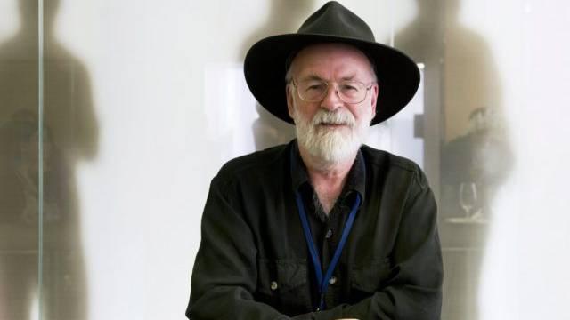 Terry Pratchett befeuerte Fantasie von Millionen (Archiv)