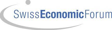 ... und das Logo des Swiss Economic Forum.