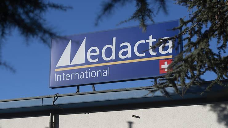 Das Orthopädieunternehmen Medacta dürfte an der Börse bis zu 2,1 Milliarden Franken Wert sein.