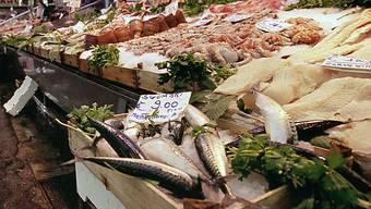 In Italien kommen viele verfaulte Fische auf den Markt (Archiv)
