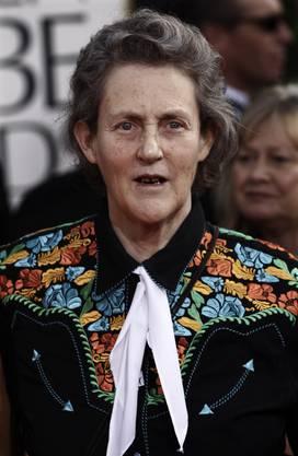 ... die Amerikanerinnen Temple Grandin und...