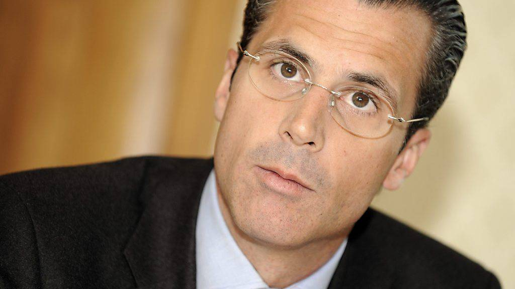 Philippe Gaydoul tritt als Navyboot-CEO ab. (Archiv)