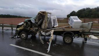 Unfall in Lenzburg