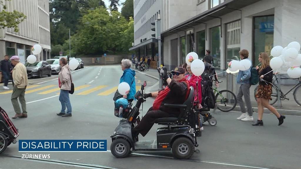 4. Disability Pride in Zürich