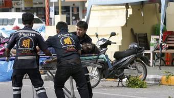 Bombenserie Thailand