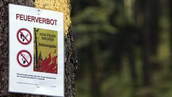 Verstösse gegen das Feuerverbot im Kanton Baselland