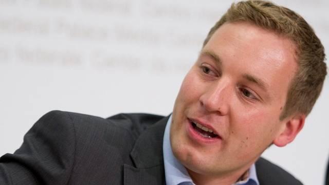 VP-Nationalrat Lukas Reimann hat gescheiterte Transparenz-Initiative gestartet