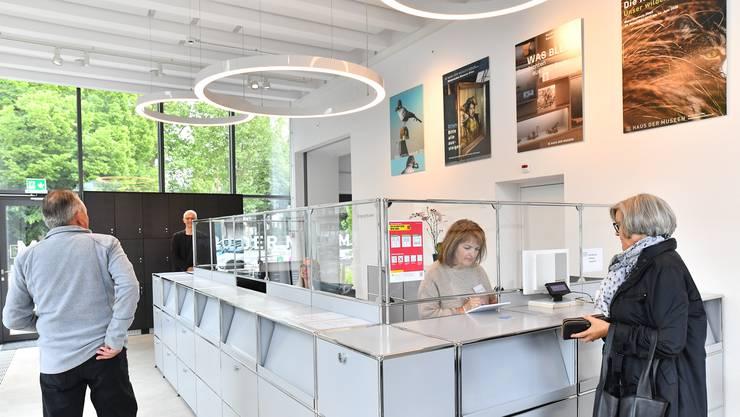 Zu finden ist die Ausstellung im Haus der Museen in Olten. (Archivbild)