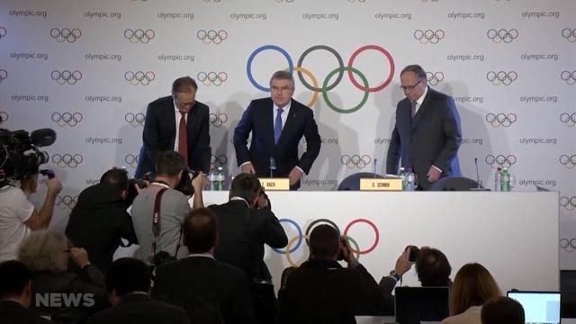 Olympia-Verbot für Russland