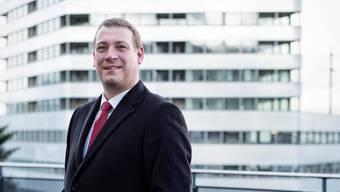 Der bisherige Vizepräsident und ehemalige Landrat Marc Bürgi ist neuer Präsident der Baselbieter BDP. (Archiv)