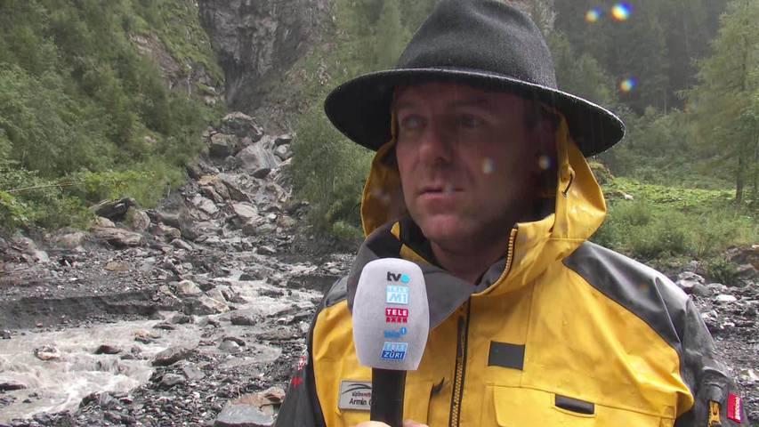 Schwierige Suche: Alpine Rettung zum tödlichen Unfall