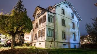 Die Girard-Villa an der Solothurnstrasse 41 kann jetzt abgebrochen werden.