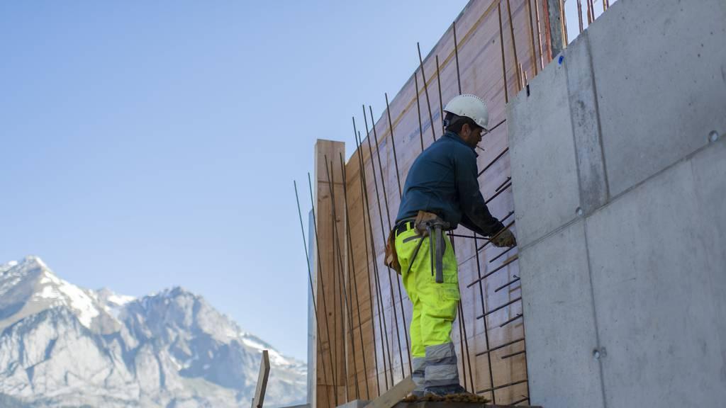 Bundesrat will mehr Sicherheit auf dem Bau: Ab zwei Metern Höhe muss gesichert werden