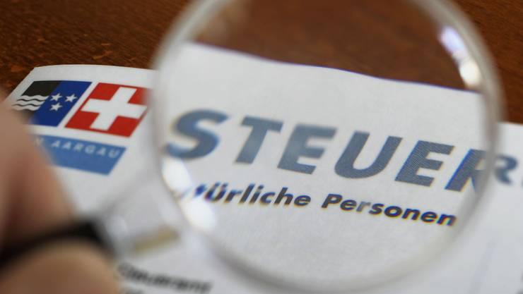 Überparteiliches Komitee kämpft gegen Aargauer Steuergesetzrevision