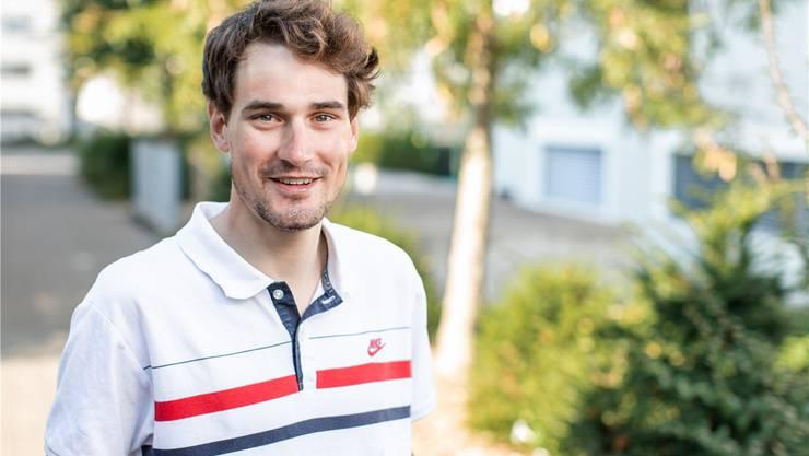 Silvan Dillier verschaffte sich in der Radsportszene viel Respekt. Cornelius Fischer/ZVG