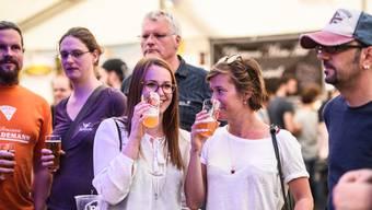 Solothurner Biertage 2018, der Samstag