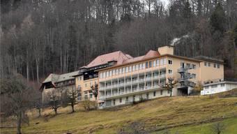 Die ehemalige Höhenklinik Allerheiligenberg ob Hägendorf