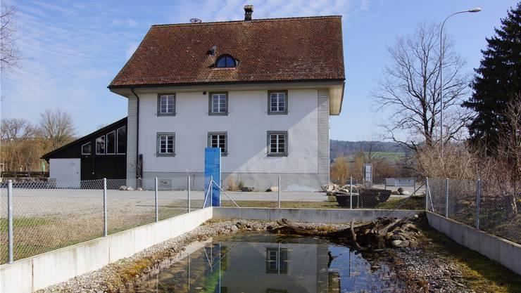 Das Zieglerhaus, 1793 erbaut, hat schon einen Brand überlebt und wurde in den 70er-Jahren beinahe abgerissen.