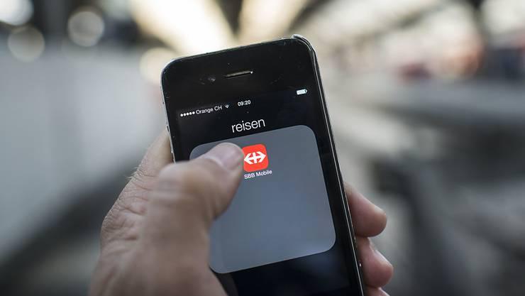 Am Dienstag konnten online keine SBB-Billette gekauft werden.