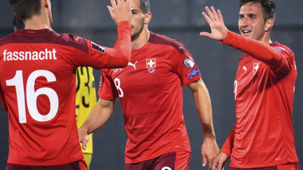 Schweizer Emanzipationsprozess vor dem Final