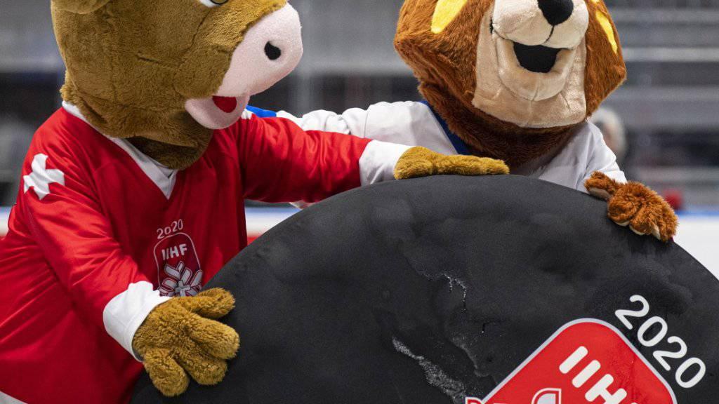 Von Macejko zu Cooly: Im nächsten Jahr findet die Eishockey-WM in der Schweiz statt
