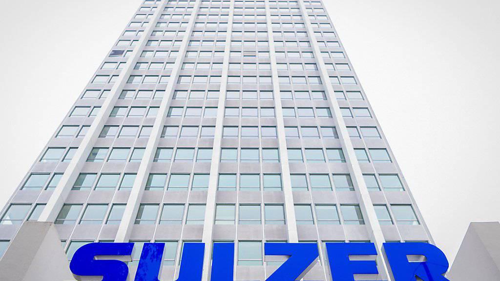 Der Winterthurer Sulzer-Konzern kauft in Grossbritannien zu. (Archivbild)