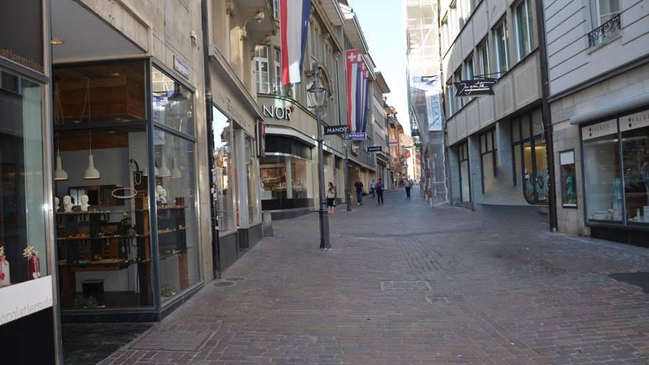 «Lädelisterben» wegen der Mall of Switzerland?