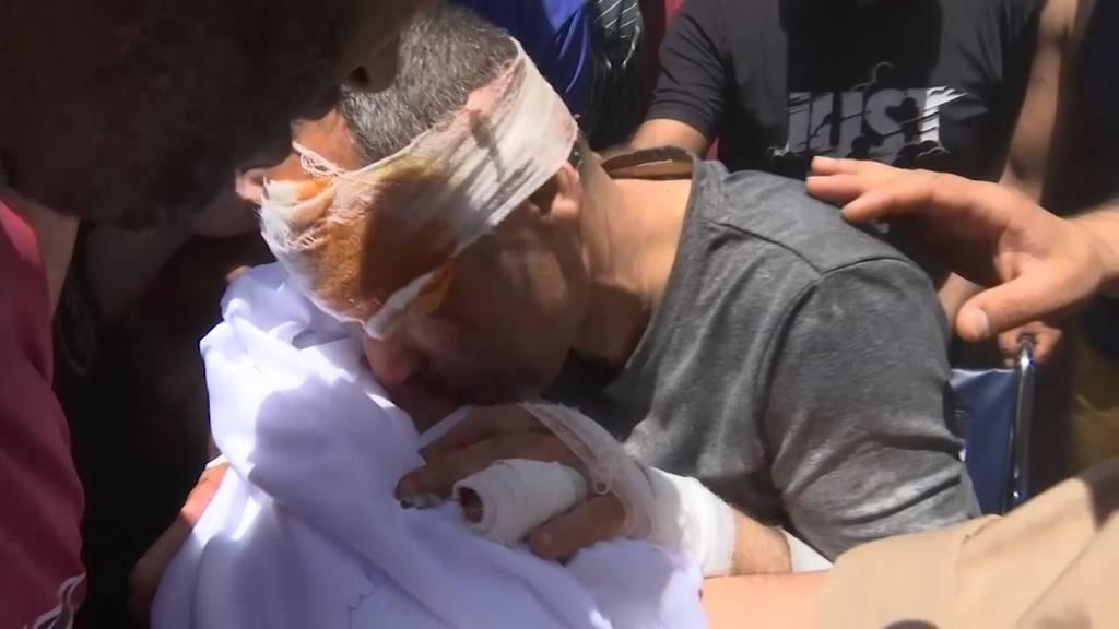 Kein Ende im Gaza-Konflikt: Palästinenser beklagen über 30 Tote - darunter acht Kinder